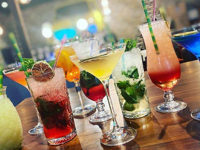 L'Authentic Nos cocktails