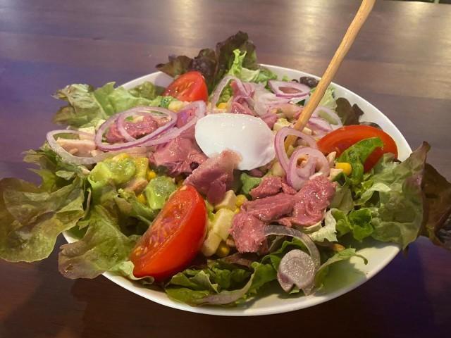 L'Authentic Salade campagnarde